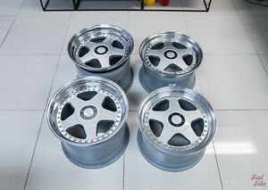 Oz Futura 17 Dead Stock 6 Lug 100 Authentic