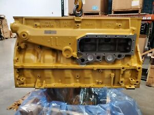 Caterpillar Cat Oem Factory Reman C7 3126 Engine Cylinder Block 0r 8943