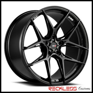 Savini 20 Svf 05 Gloss Black Concave Wheel Rims Fits G11 G12 Bmw Alpina B7