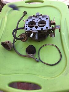 1970 Dodge Charger Plymouth Satellite 2bbl Carter Carburetor 383 440 With Choke