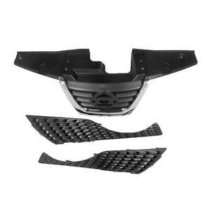 Ni1200244oe New Oem Front Grille Fits 2011 2014 Nissan Juke