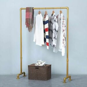 Clothing Rack New And Ready To Go Industrial Pipe Retail Clothing Rack Size 6