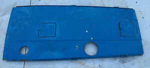 Tx17292 A Used Hood Top For A Long 680 680dtc 680dtcsd 2610 2610sd Tractor