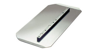 Power Trowel Blades 8 X 14 Combo Blade box Of 4 Free Shipping Price Reduction