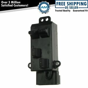 Master Power Window Switch Lh Left Driver Side For 01 03 Dodge Grand Caravan