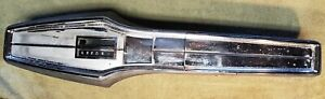 1966 68 Mopar A Body Enter Console Dodge Plymouth Used Oem Shows Wear