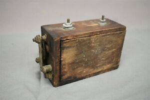 Antique Ford Model T Ignition Coil 5 X 3 25 For Parts