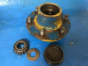 Ford Tractor Front Hub Heavy Duty Grove 1957 64 2030 2130 4030 4130 4121