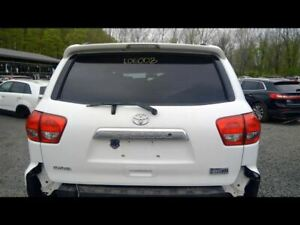 Trunk Hatch Tailgate Manual Lift With Spoiler Fits 08 12 Sequoia 854174
