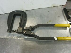 Roper Whitney Da 5 Rivet Squeezer 6 In Reach Punch Aircraft Tool Excellent