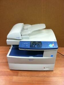 Muratec Fax Machine F 315 Pages 65763 Used Working Free Shipping Great Deal