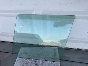 1968 1969 1970 Plymouth Satellite Dodge Coronet 4 Door Left Front Glass Tinted