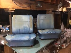 1962 1963 1964 1965 Bucket Seats Chevelle Cutlass Lemans Corvair