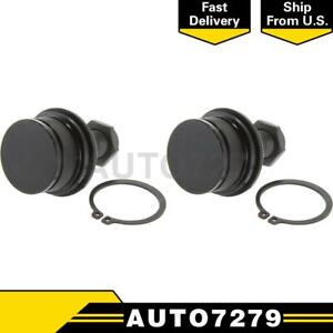 Centric Parts Front Upper 2pcs Suspension Ball Joint For Jeep Commando