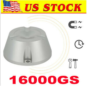 16000gs Magnetic Pencil Super lock Eas Security Tag Tool Silver us In Stock