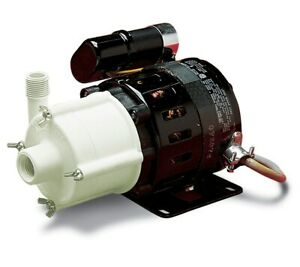 Little Giant 5 md Series 583002 In line 1 8 Hp Magnetic Drive Pump 115v