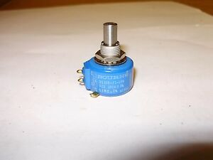 Bourns 3510s 71 104 Potentiometer 100k 3 Turns 3 New Old Stock