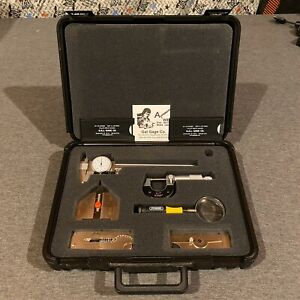 Aws Gal Gage American Welding Society Weld Inspection Tool Kit