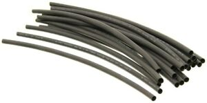 Heat Shrink Tube 2 1 10 Pc At 6 Inches Of 1 Mm Tubing 5 Feet usa Seller shipper