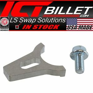 Sbc Bbc Billet Distributor Hold Down Clamp