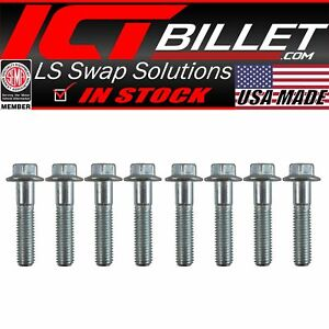 4l60e T56 Bell Housing To Transmission Case Bolt Set Replaces Factory To