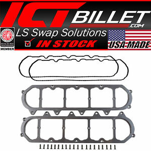 Lt Gen V Engine To Ls Gen Iii Iv Valve Cover Adapter Lt1 Ls1 L83 Lt4 L86