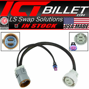 Transmission Wire Adapter Harness 4l70e To 4l80e Vss Breakout