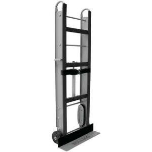 Bulldog Hand Truck Dolly Appliance Mover Load Transport Stair Crawler 500 Lbs