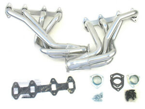 Exhaust Header Set Ford Truck 65 76 Bbf fe