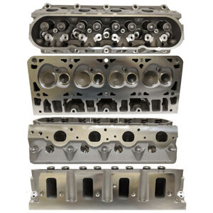 Gm Ls 6 0l 6 2l Cylinder Head 69cc Rect Port