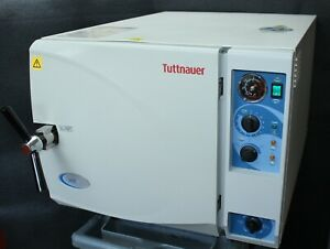 Tuttnauer 3870m Autoclave Refurbished With Many New Parts
