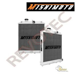 Mishimoto Performance Aluminum Radiator For 1992 2000 Honda Civic Eg Ek M t