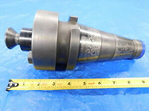 Universal Eng Nmtb50 5 8 Dia Solid End Mill Tool Holder 2 1 2 Projection 625