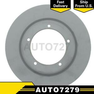 Centric Parts Front 1pcs Disc Brake Rotor For Porsche 356b
