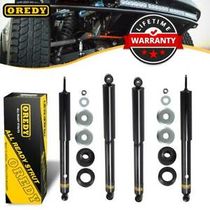 4 Front Rear Set Shocks Struts 344396 344088 For Jeep Grand Cherokee 1993 98