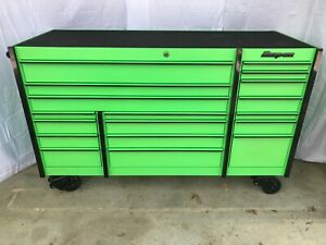 Snap On Tool Box Ktl1023 Matte Extreme Green In Nj Can Deliver Or Ship
