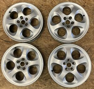 60658218 Alfa Romeo Rims 6 5j X16 Full Set 4