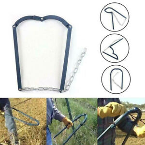 Heavy Duty Fence Wire Tightener Tools Fence Chain Strainer For Garden Farm Fence