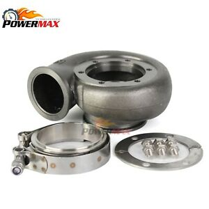 0 83 Dual Vband Turbine Housing Gt30 Gtx30 Gtx30r Turbo outlet Flange clamp