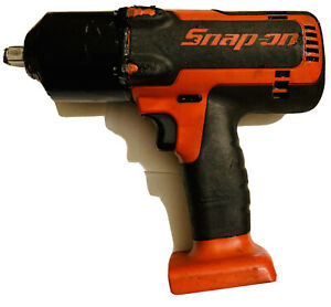 Snap On 18v 1 2 Drive Cordless Monsterlithium Impact Wrench Ct8850 Tools Only