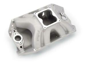 Edelbrock 2801 Big Block Chevy Big Victor Spread Port Intake