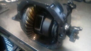 63 79 Rear End Differential Corvette 4 11 Ratio With Side Yoke No Core Charge