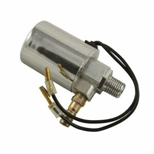 For 1 4 Inch 12v 24v Train Air Horn Electric Solenoid Valve Heavy Duty Air Ride