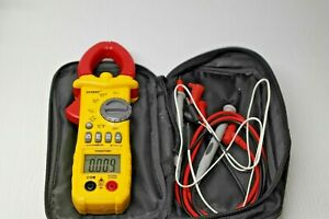 Sperry Instruments Digital Clamp Meter Dsa 600trms With Bag