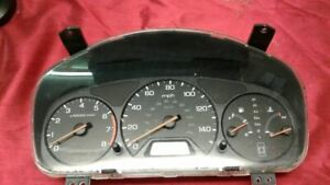 Speedometer Cluster Sedan Se Us Market With Abs Fits 00 02 Accord 625540