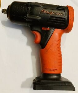 Snap On Cordless 3 8 14 4 Impact Wrench Ct4410 Tool Only