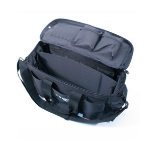 Blackhawk Police Equipment Bag Police Equipment Bag Black Wraparound Nylon