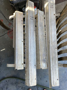 1957 1958 1959 Plymouth Dodge Station Wagon Interior Sill Plates