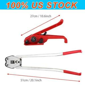 Manual Pp pet Strapping Tensioner Packing Tools For Poly Strap Strapping Bander