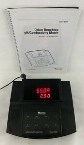Thermo Orion Benchtop Ph conductivity Meter 550a